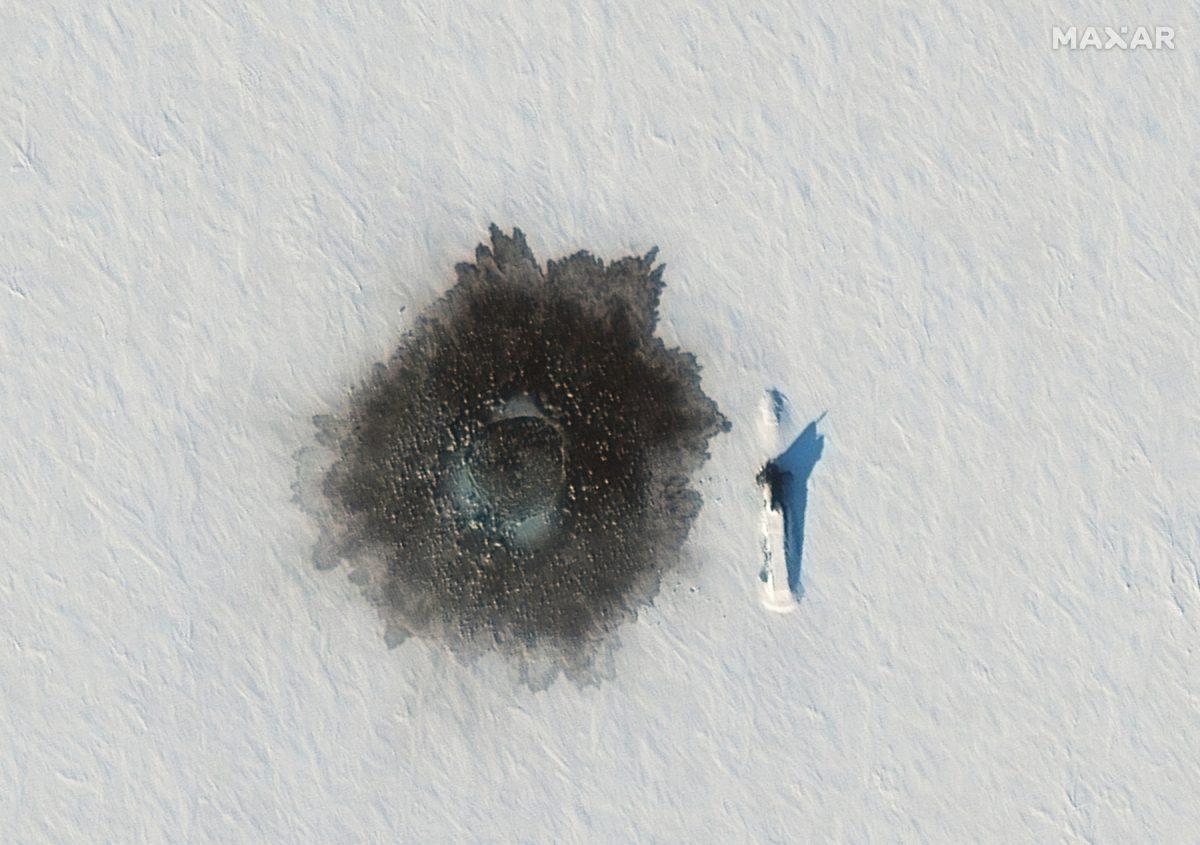 Rusija Arktik podmornica