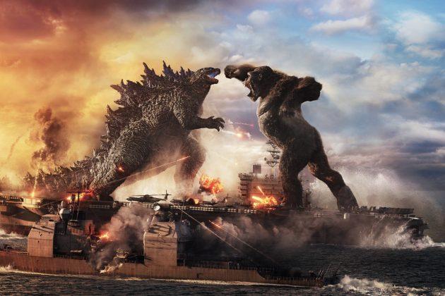 Godzilla vs. Kong, film