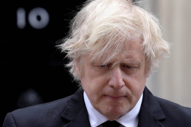 Boris Johnson Boris Dzonson
