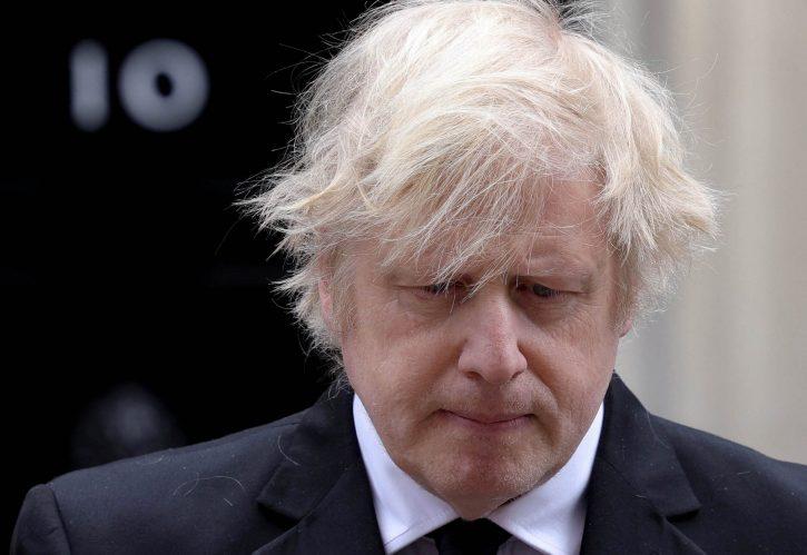 Boris Johnson Boris Dzonson
