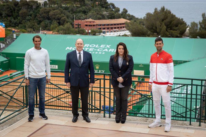 Novak Đoković, Novak Djoković, Rafael Nadal