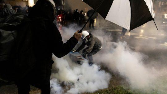 Protest Mineapolis
