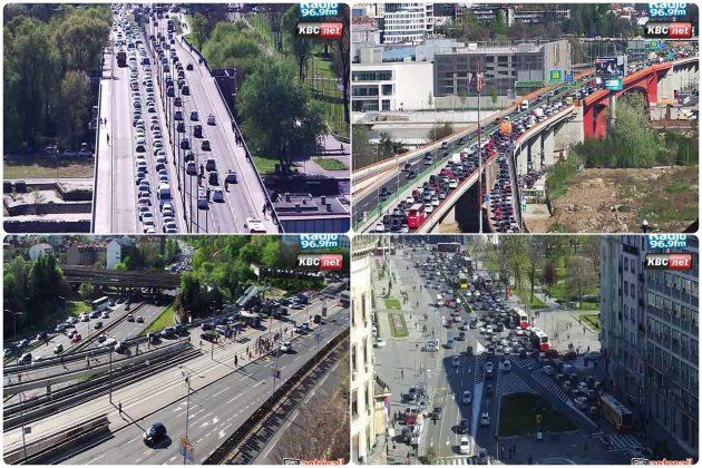 saobracajni kolaps saobracaj