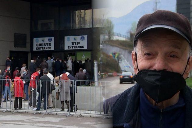 Počela vakcinacija u Sarajevu