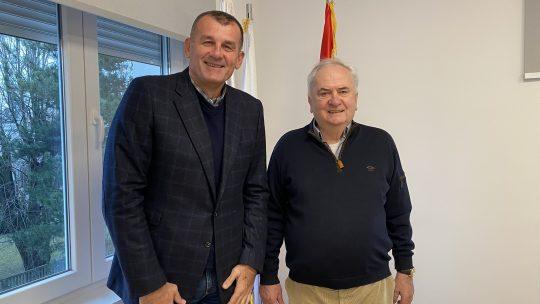 Sastanak Božidara Maljkovića i Zorana Savića