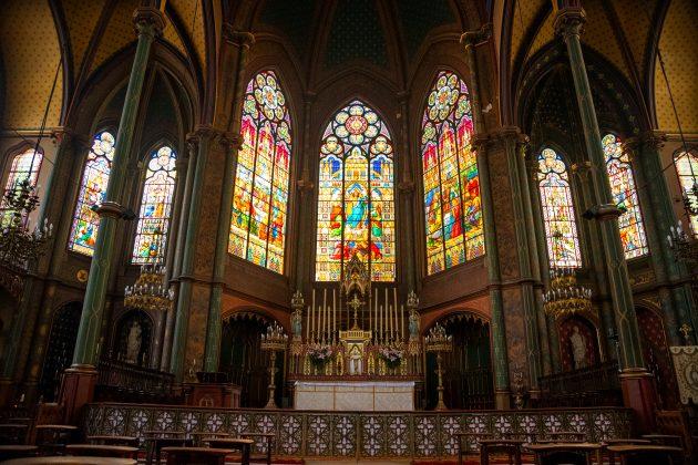Crkva, Saint-eugene-sainte-cecile