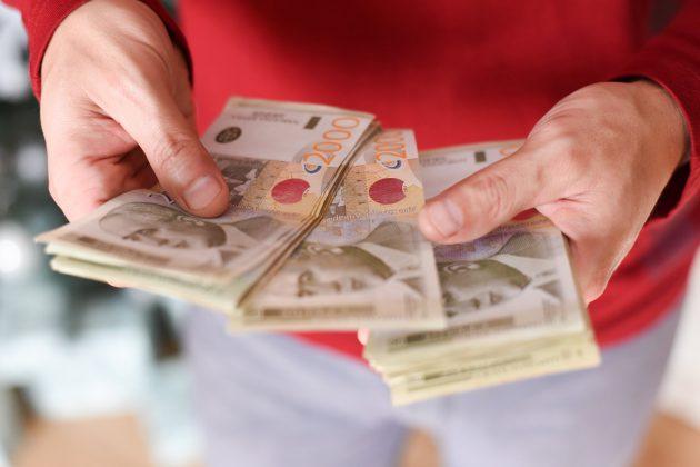 kredit, banka, novac, keš, pare