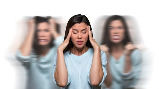 Anksioznost, napad panike, stres
