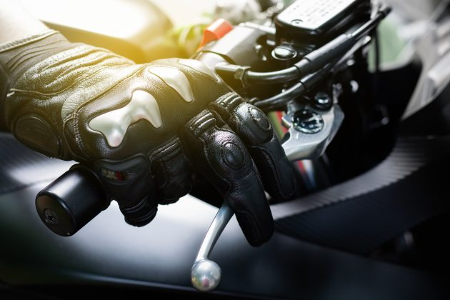 Moto, rukavice, motor, oprema