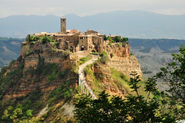 Civita di Bagnoregio, Italija