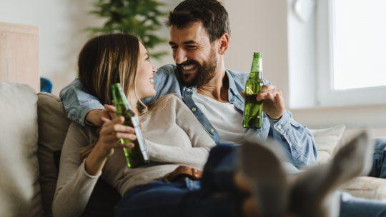 Par, alkohol, veza