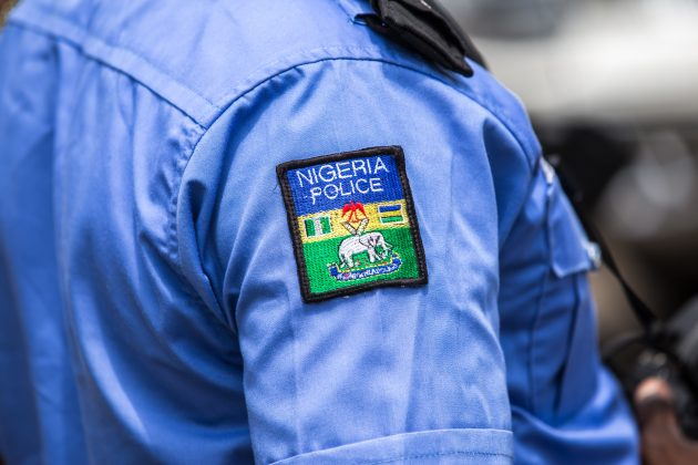 Nigerija policija