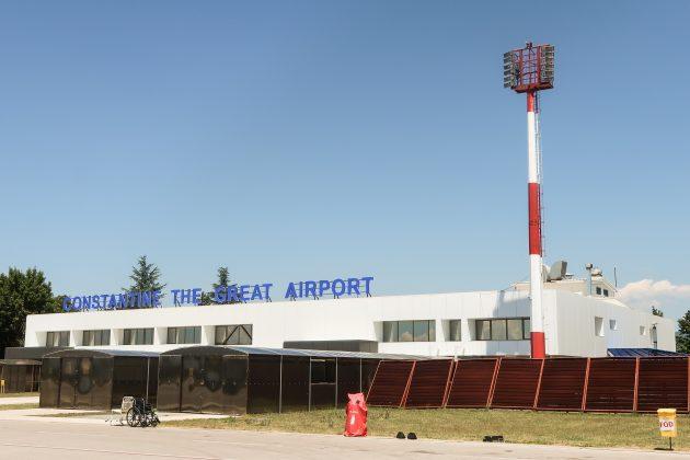 Niš, aerodrom Konstantin Veliki