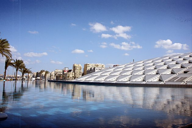 Aleksandrijska biblioteka