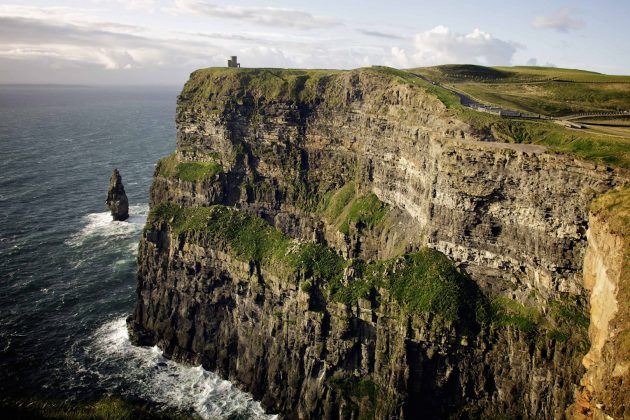 Moher litice u Irskoj