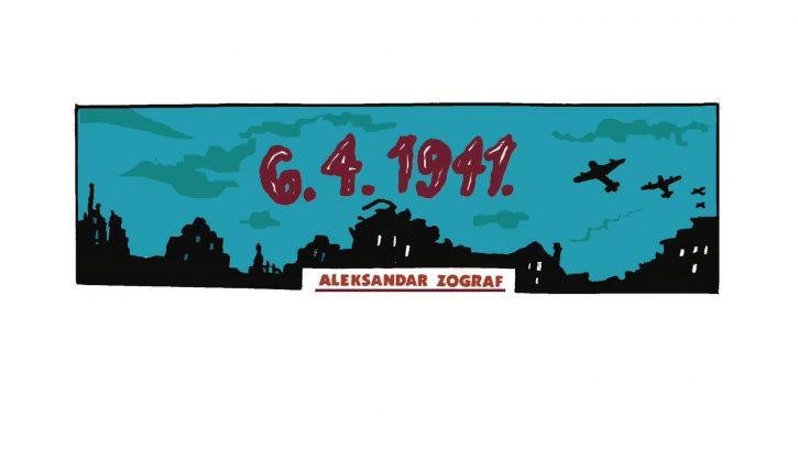 Aleksandar Zograf strip