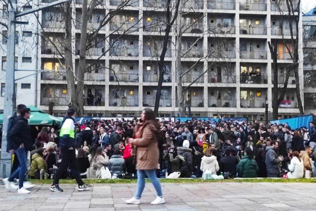 Studenjak studenti zurka