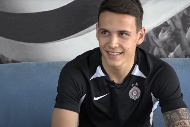 Marković priča o ostanku u Partizanu