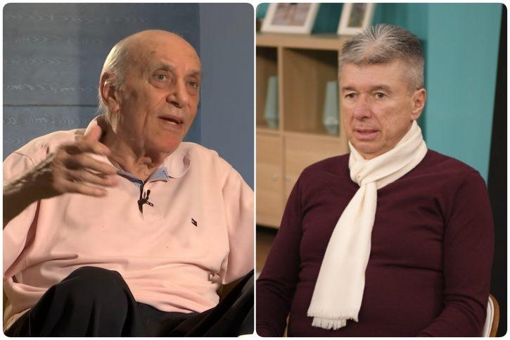 Predrag Zivkovic Tozovac i Sasa Popovic