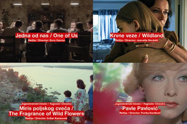FILMOVI U PROGRAMU MREŽE FESTIVALA JADRANSKE REGIJE
