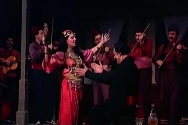Usnija Redžepova, predstava Koštana, Narodno pozorište Beograd