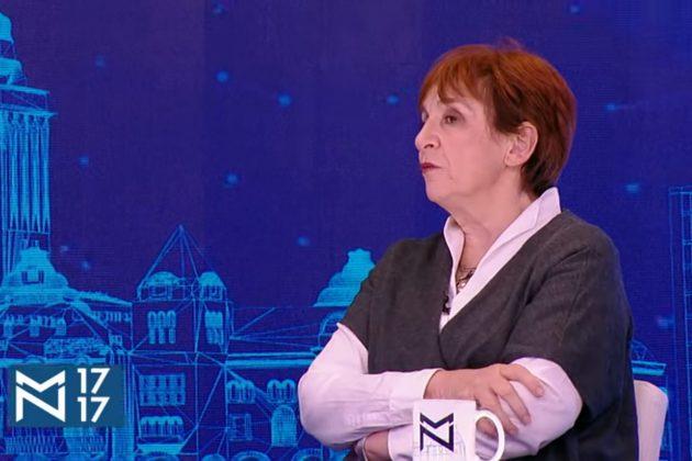Vida Petrović Škero, Među nama, Medju nama