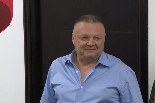 Zoran Milojevic Zelja