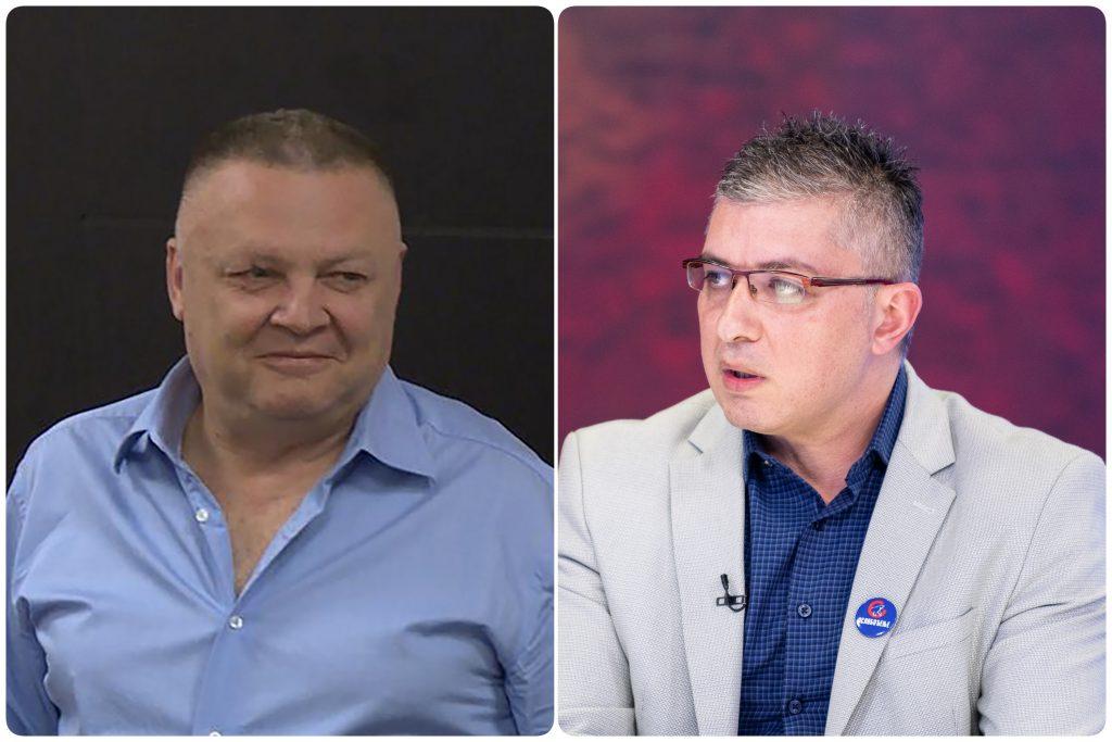 Zoran Milojevic Zelja i Milan Dumanovic
