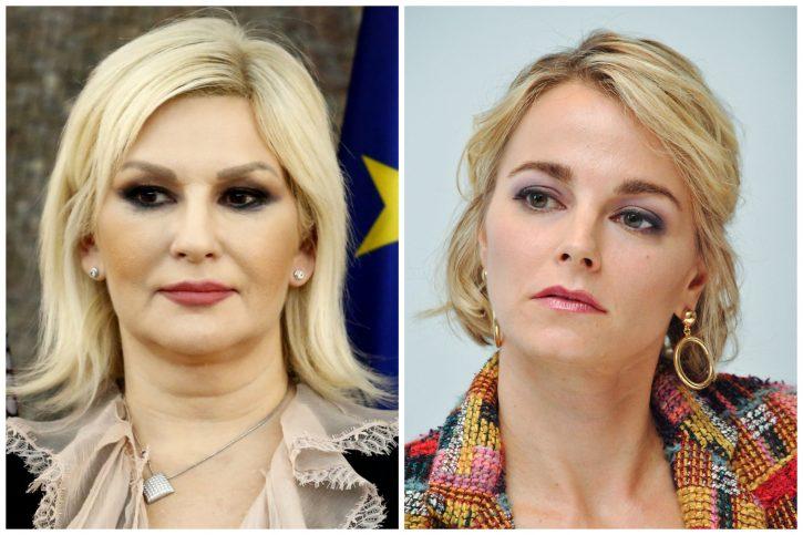 Bojana Novaković i Zorana Mihajlović
