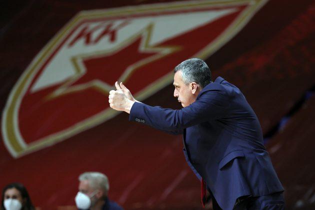 Crvena Zvezda v Maccabi-Euroleague 2020/21