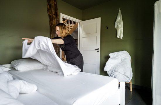 čišćenje kreveta