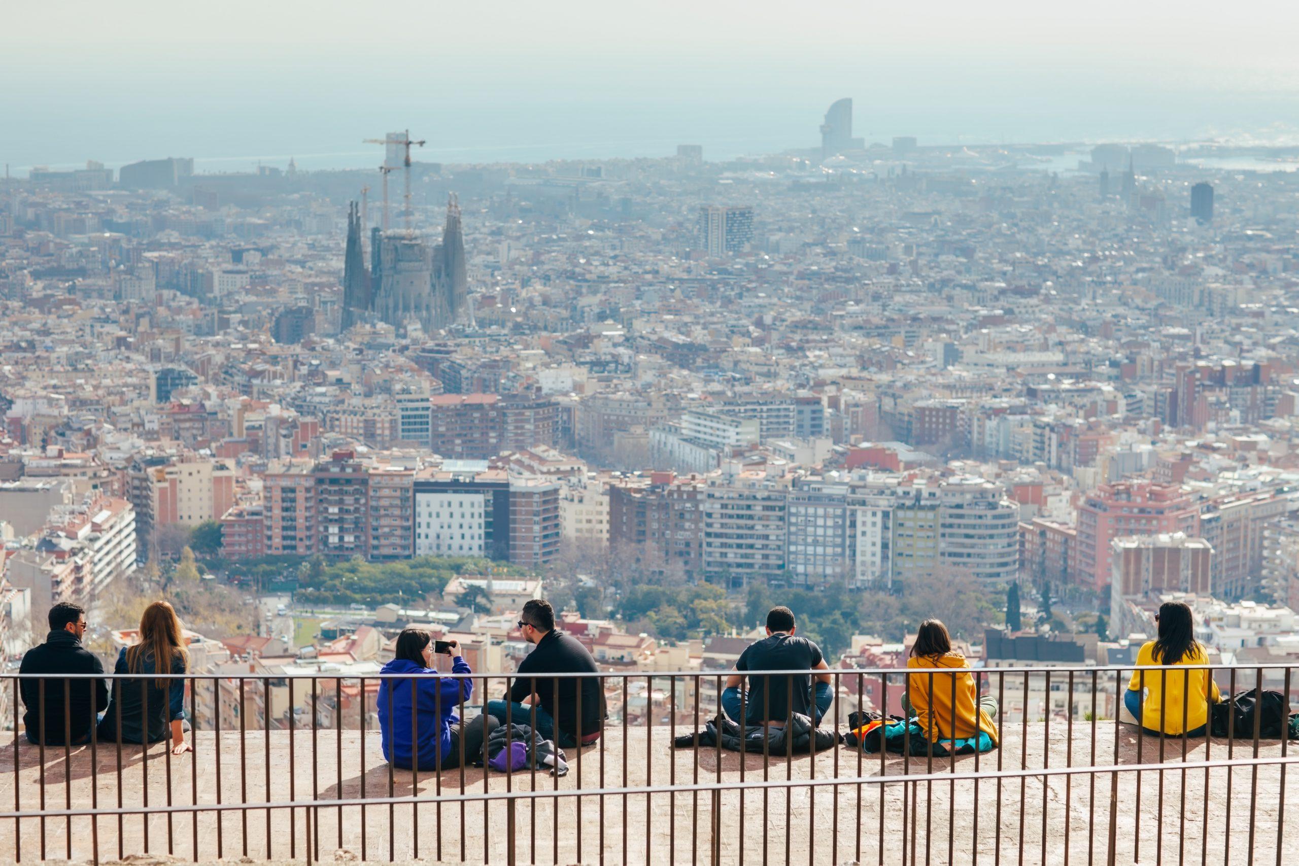 Bunkeri Karmela Barselona