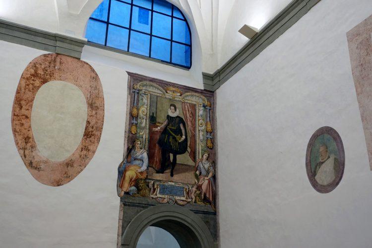 Firenca, Ufici galerija, Mediči