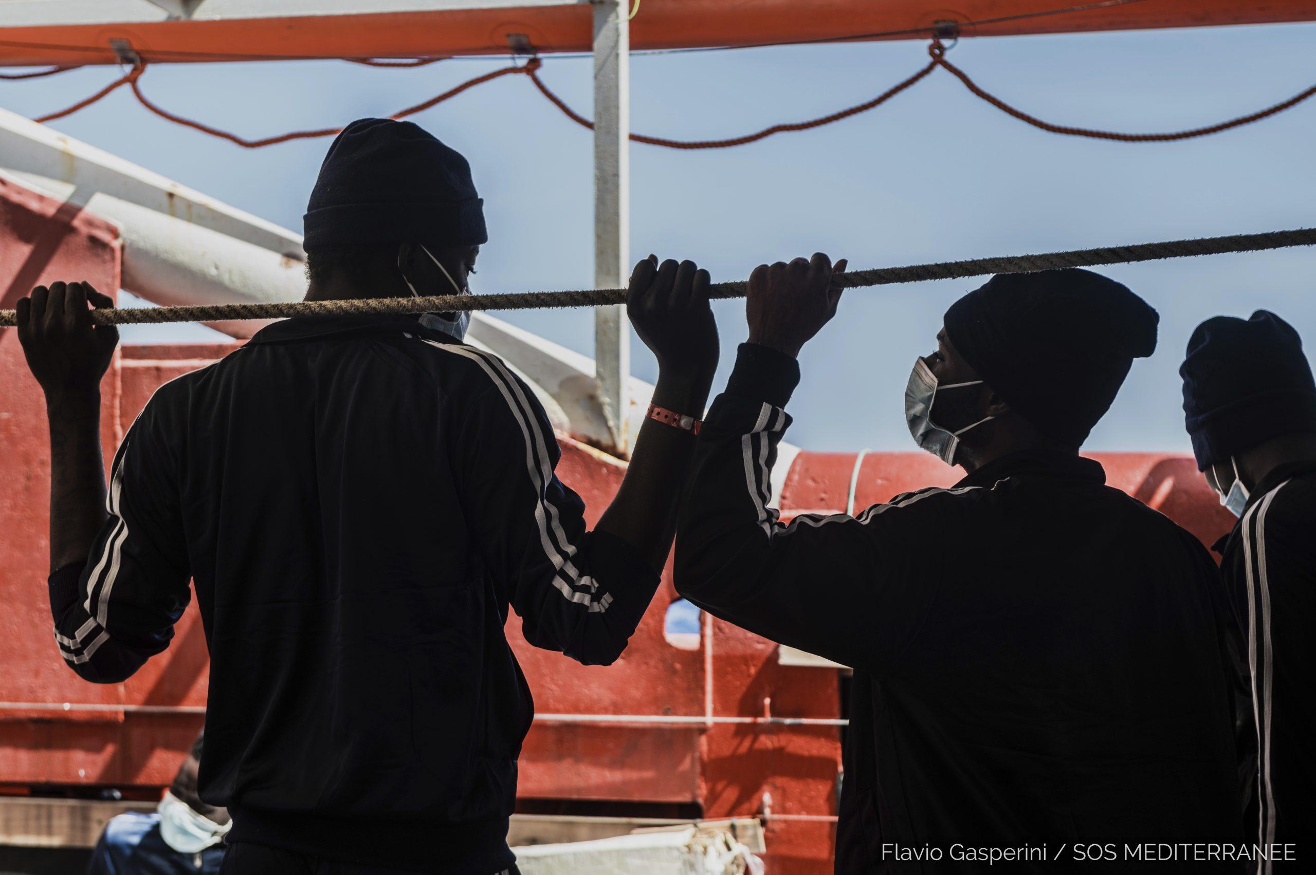 Libija migranti