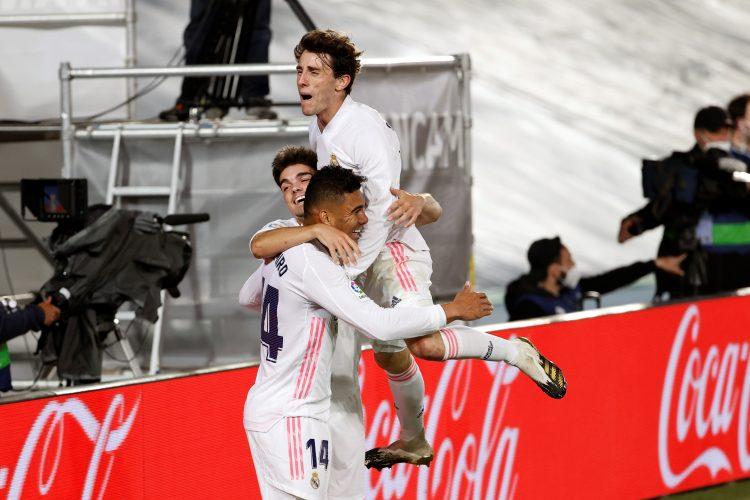 Slavlje fudbalera Real Madrida