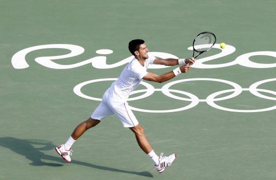 Novak Đoković Olimpijske igre 2016. godine