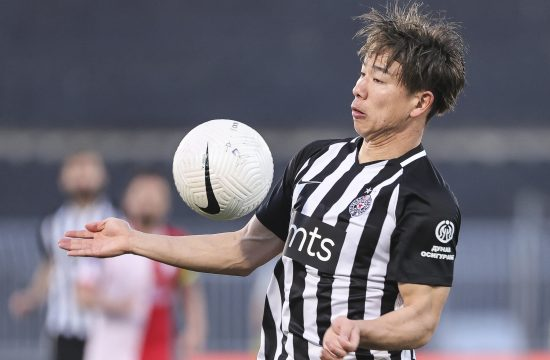 Takuma Asano Partizan transfermarkt