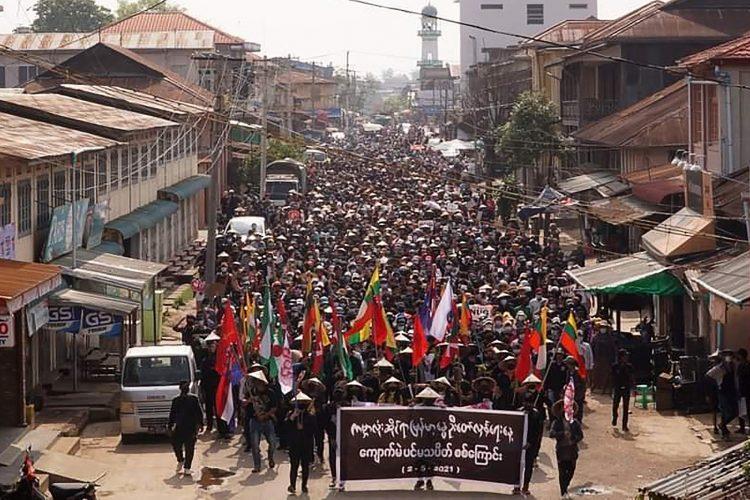 Mjanmar, Myanmar