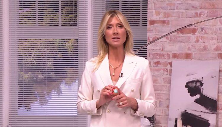 Dr Katarina Bajec, emisija Zdravo misli