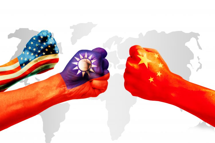 Amerika, SAD, Tajvan, Kina