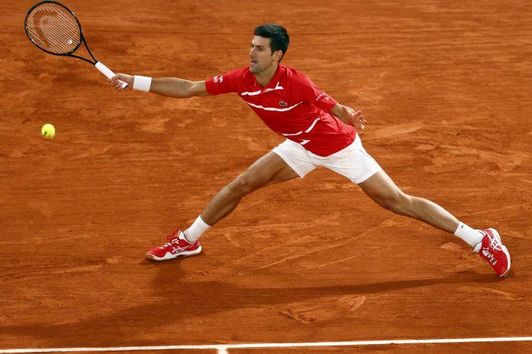 Novak Đoković, Rolan Garos 2019 finale Nadal