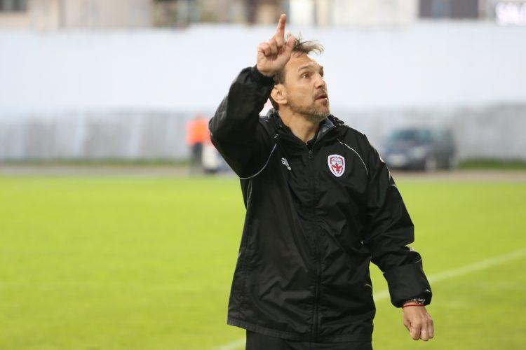 Predrag Rogan, Trener FK Voždovac