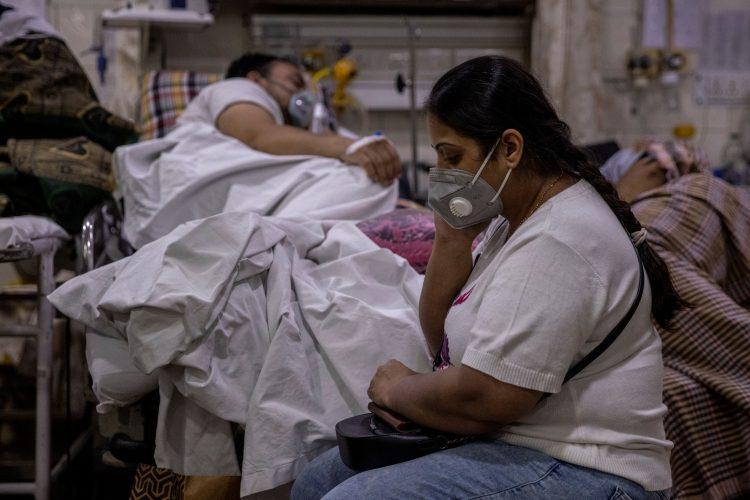 Indija, bolnica, koronavirus