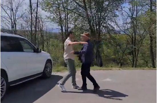 Novak Đoković i Semir Osmanagić