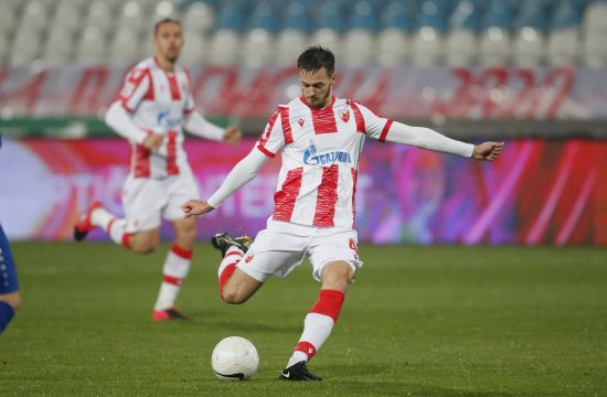 Mirko Ivanić FK Crvena zvezda