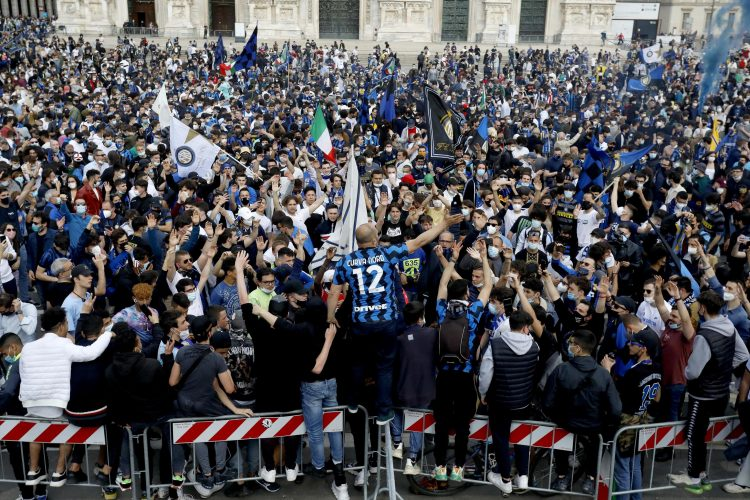 FK Inter navijači