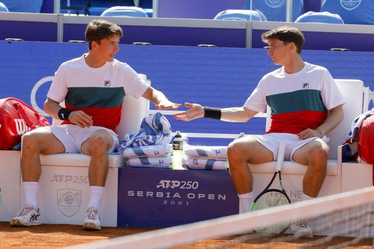 Matej i Ivan Sabanov