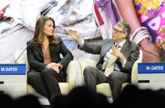 Melinda Gejts i Bil Gejts