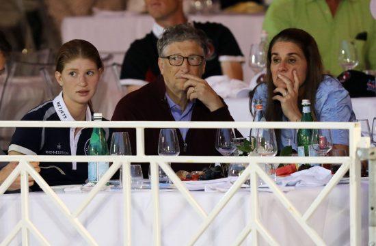 Dženifer, Bil i Melinda Gejts