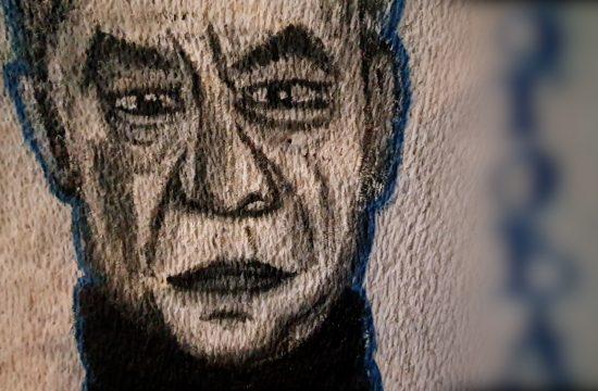 Mural Nebojša Glogovac